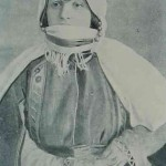 Armenian woman of Artsakh