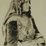 Armenian woman of Shamakha (Lpnats Kaghak) east of Artsakh