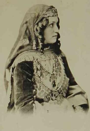 Armenian woman from Shamakha