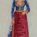 Armenian costume of Garin (alt. version)