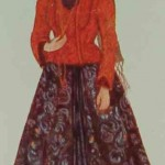 Armenian costume of Van