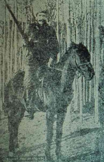 Fedayee Megerdich Roleyian (Mezho) – Mush