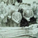 Funeral in Changeli - 1898