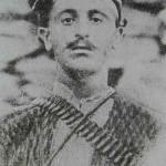 Garabed Varoujian, fedayee from Marash