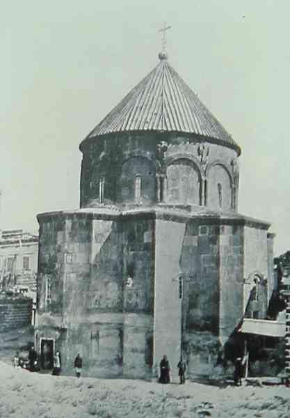 Holy Apostles Church of Kars