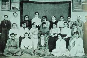 Kharpert 1884 – 25th anniversary of Yeprad College
