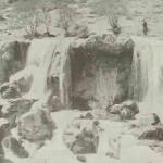 Kizilirmak Waterfall in Sebastia (Sevaz)