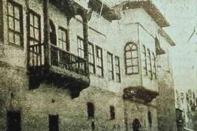 Malatia Armenian Catholic church and school