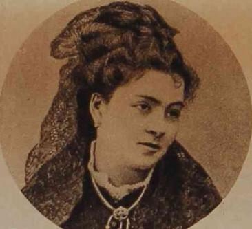 Miss Hrachia, Armenian actress – 1919