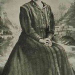 Mrs Arshaguhi Teotig (1875 - 1922) educator and writer. Wife of the Armenian writer Teotig