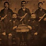 New graduates of the Seraydarian school - Sebastia 1895