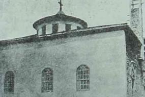 Protestant church in Hajen