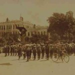 Scouts in Constantinople - 1918