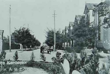 Street in Mezire