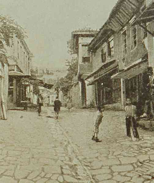 Street in Trapizon