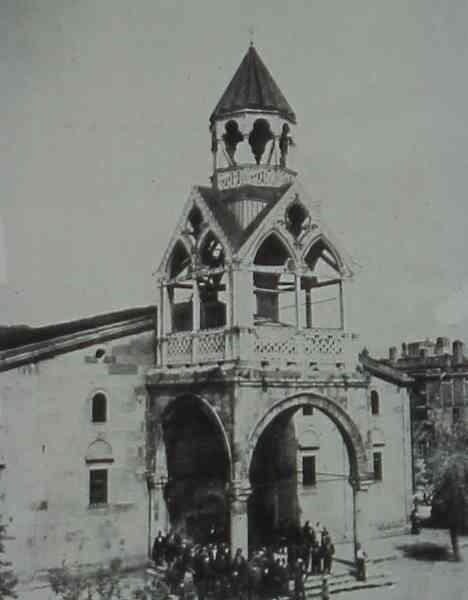 Surp Asdvadzadzin in Garin