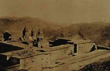 Surp Garabed Monastery in Mush province