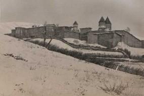 Surp Garabed Monastery near Mush