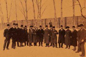 Teachers of the Sanassarian College – Garin