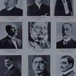 Founding members of AGBU - 1906