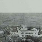 Monastery and school in Armash