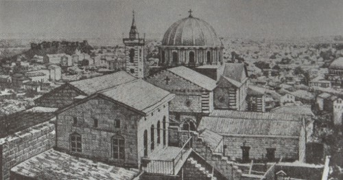 Ayntab Armenian Church and its Citadel