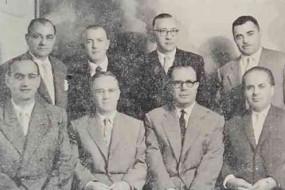 Board of the Tekeyan College