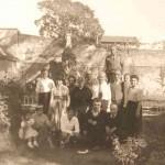 Akelian, Demirjian, Dermekjian (Dermekdian) and Donabedian families in Romans - France 1955
