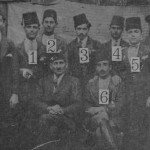 Armenian orphans in Ourfa - 1921