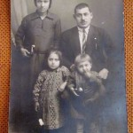 Armenian family from Pazmashen - France 1922