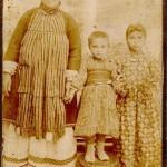 Bahar Malkasian, Sahag Boghosian, Zaruhi Malkasian - Pazmashen 1907