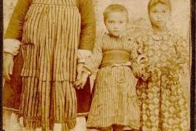 Bahar Malkasian, Sahag Boghosian, Zaruhi Malkasian – Pazmashen 1907