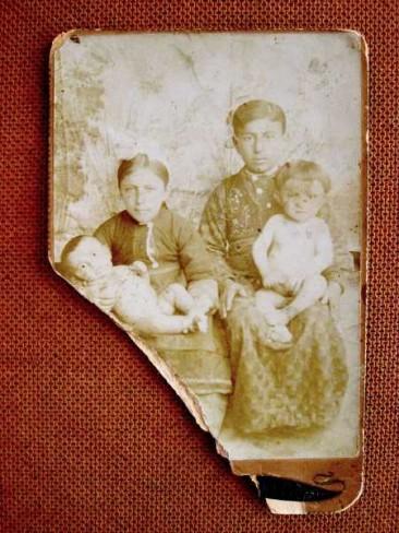 Djeloyan Children – Pazmashen 1905