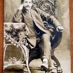 Unknown Armenian man - Mezire 1910