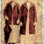 Yeghia Mooradian and Yervant Garabedian - Pazmashen 1908