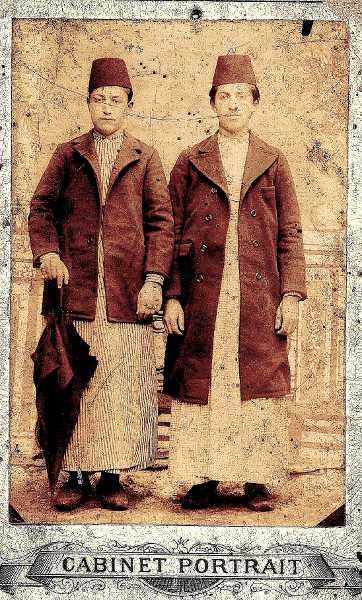 Yeghia Mooradian and Yervant Garabedian – Pazmashen 1908