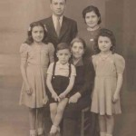 Fakrikian family in Vienne - France