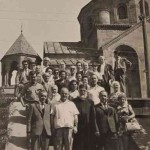 Group of intellectuals in Soviet Armenia - 1967