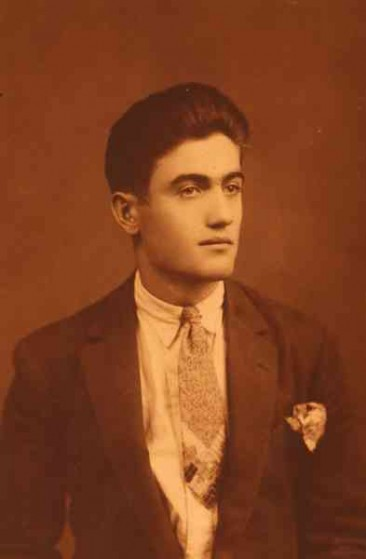 Stephan Demirjian in Bollène – France 1927