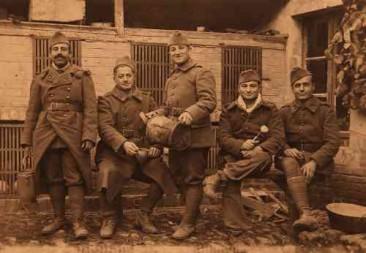 Kepenekian brothers in France