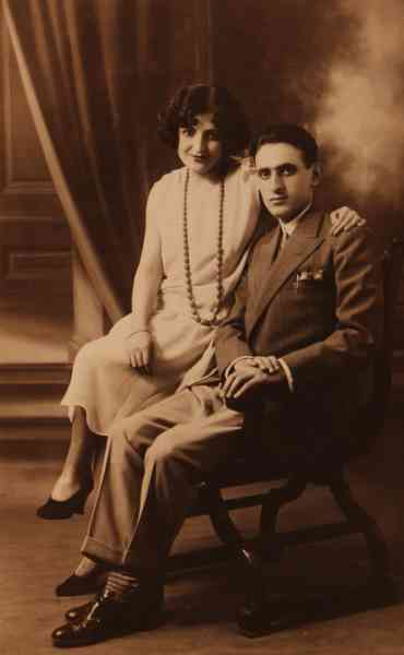 Khachadour and Nakhchi Kebabdjian
