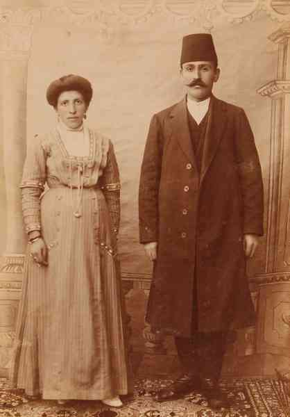 Levon Moukbirian and Nakhchi Donikian – Yozgat