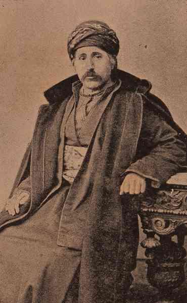 Ghazaros Shovroyan in Zeytun