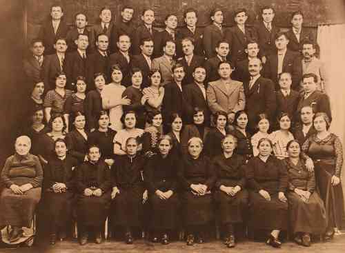 Association of Malatiatsi Armenians – Romans 1936