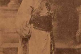 Mardiros Mnagian in the role of Hasan Pasha