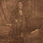 Mardiros Mnagian in Tiflis - 1880
