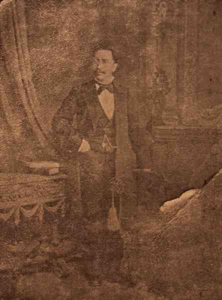 Mardiros Mnagian in Tiflis – 1880