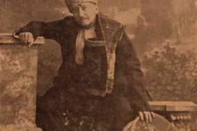 Mardiros Mnagian in the role of Leblebiji
