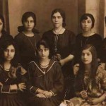 Armenian girls from Malatia - 1926