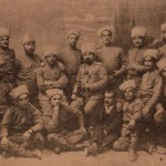 Armenian volunteers - Erevan 1916
